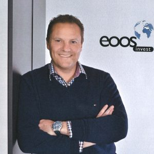 Geschäftsführer Michael Herzog