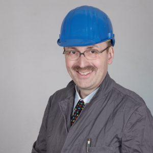 Geschäftsführer Dipl. Ing. Leonard Rausch
